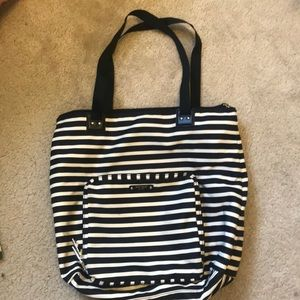 Authentic Kate Spade foldable tote